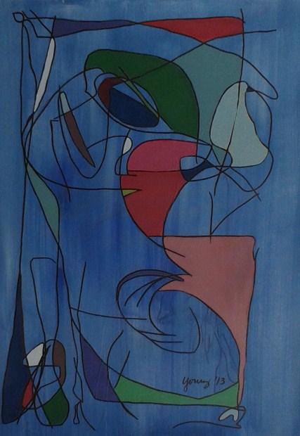 Lisa Young-De Leon - South Bay Art Department